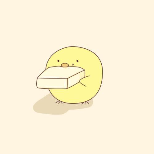 ベビーチーズの日。ちゃんピヨん